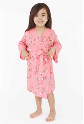 Plum Pretty Sugar Kimono Girls Robe