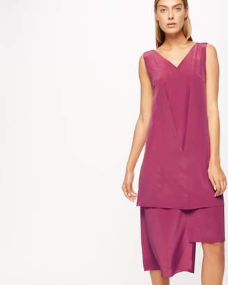 Jigsaw Eppyar Silk Dress
