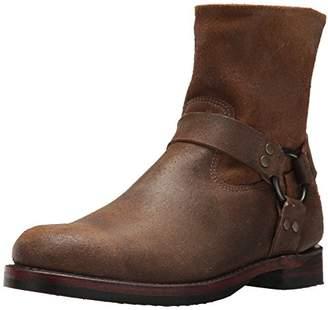 Frye Men's John Addison Back Zip Harness Boot