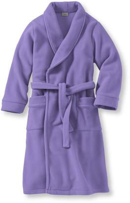 L.L. Bean L.L.Bean Kids' Fleece Robe