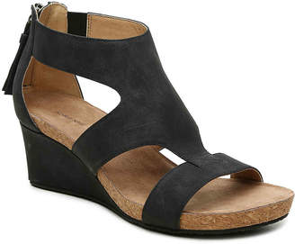 Adrienne Vittadini Tricia Wedge Sandal - Women's