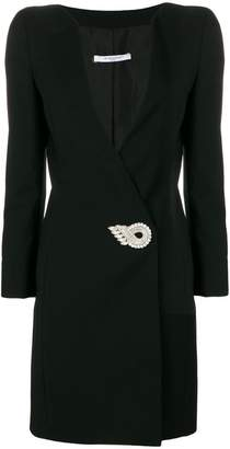 Givenchy embellished V-neck dress