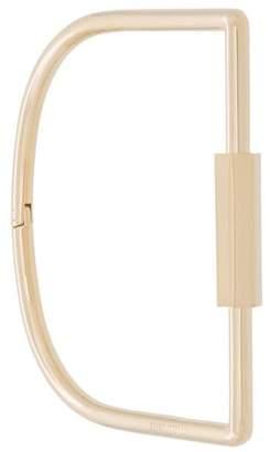 Miansai asymmetric cuff bracelet