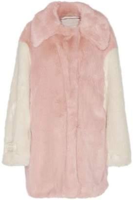 Stella McCartney Wren Faux Fur Coat