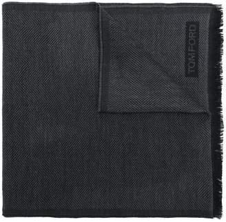Tom Ford Herringbone scarf