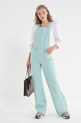 LF Markey Fitted Flare Dungaree Overall - Mint