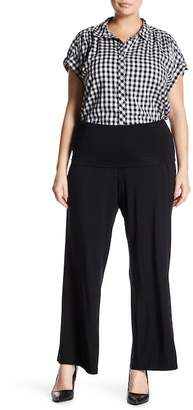 Tart Madison Fold-Over Waist Pants (Plus Size)