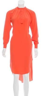 Apiece Apart Silk Midi Dress