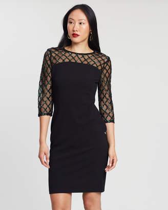 Dorothy Perkins Diamond Body-Con Dress