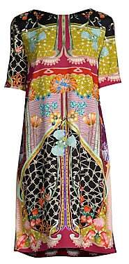 Etro Women's Garden Of Eden Tunic Dress