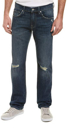 7 For All Mankind Seven 7 Norwood Destroyed Straight Leg
