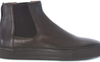 Doucal's Side Stretch Panel Boots