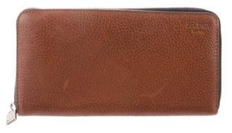 Jack Spade Textured Leather Wallet