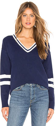 Lovers + Friends Rugby Sweater