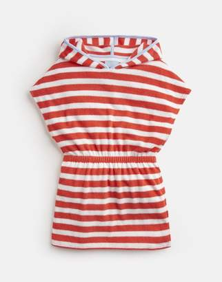 Joules Beach Towelling Cover Up 1-12 Yr
