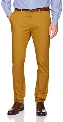 Scotch & Soda Men's Mott-Stretch Cotton Chinos