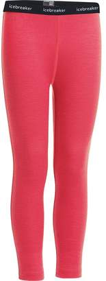Icebreaker 260 Tech Legging - Girls'