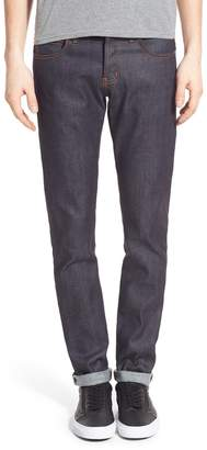Naked & Famous Denim 'Super Skinny Guy' Skinny Fit Selvedge Jeans