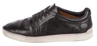 Rag & Bone Leather Low-Top Sneakers