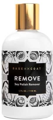 BASE COAT Soy Nail Polish Remover