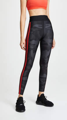 Ultracor Camo Collegiate Leggings