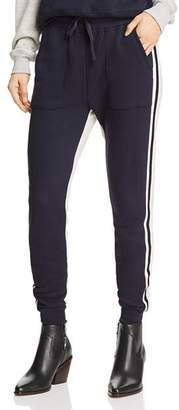 Joie Jairo Two-Tone Sweatpants