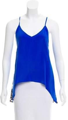 Mason Silk Lace Top