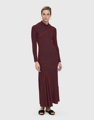 Rachel Comey Toppa Leisure Stripe Dress