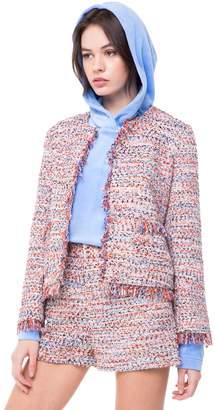 Juicy Couture Stallion Tweed Jacket
