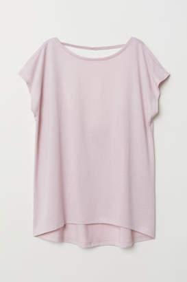 H&M Oversized T-shirt - Pink