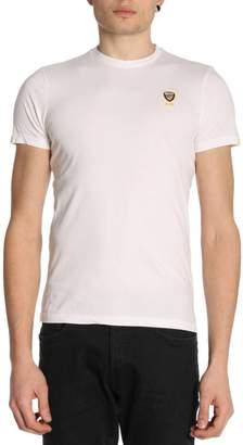 Blauer T-shirt T-shirt Men