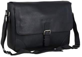 Ben Sherman Premium Karino Leather Messenger Bag