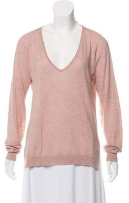 Zadig & Voltaire Lightweight Long Sleeve Sweater
