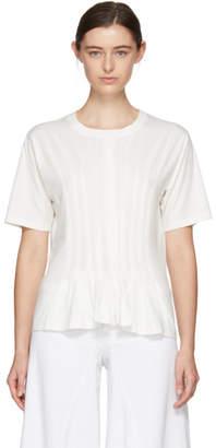 MM6 MAISON MARGIELA Off-White Basic T-Shirt