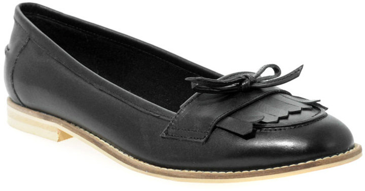 ASOS MADGE Leather Loafers with Tassels