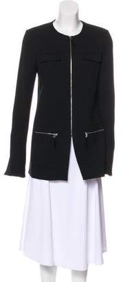 Protagonist Structured Wool Coat