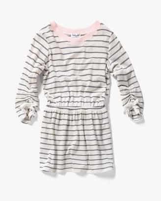 Splendid Little Girl Striped Dress