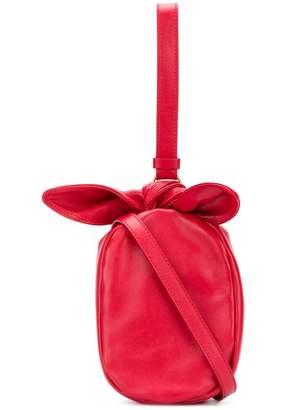 Simone Rocha Bow pouch bag
