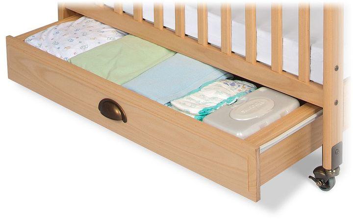 Child CraftChild Craft Professional Child Care Compact Crib Storage Drawer