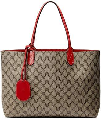 Gucci Medium Turnaround Reversible Leather Tote