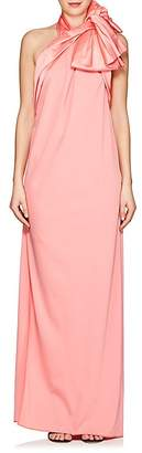 Marc Jacobs Women's Bow-Detailed One-Shoulder Gown