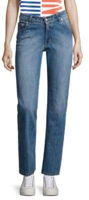 Opening Ceremony Dip Straight-Leg Jeans