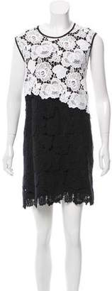 Sportsmax Code Canada Guipure Lace Dress w/ Tags