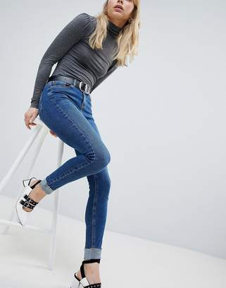 New Look India Skinny Turn Up Jean