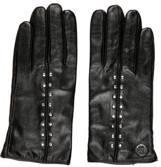 MICHAEL Michael Kors Michael Kors Leather Embellished Gloves