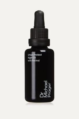 Prager Skincare - Urban Protect Night Oil, 30ml - one size