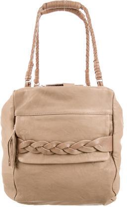 Isabel MarantIsabel Marant Leather Double-Zip Bag