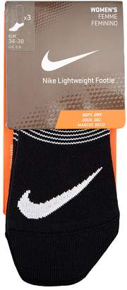 Nike Lightweight Sports Socks (Pack of 3)