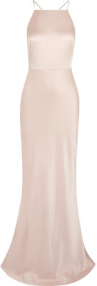 Jason Wu - Satin Gown - Pink $1,995 thestylecure.com