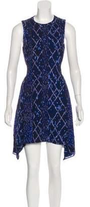 Proenza Schouler Silk Flared Dress w/ Tags